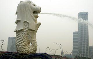 Carnet de voyage à Singapour
