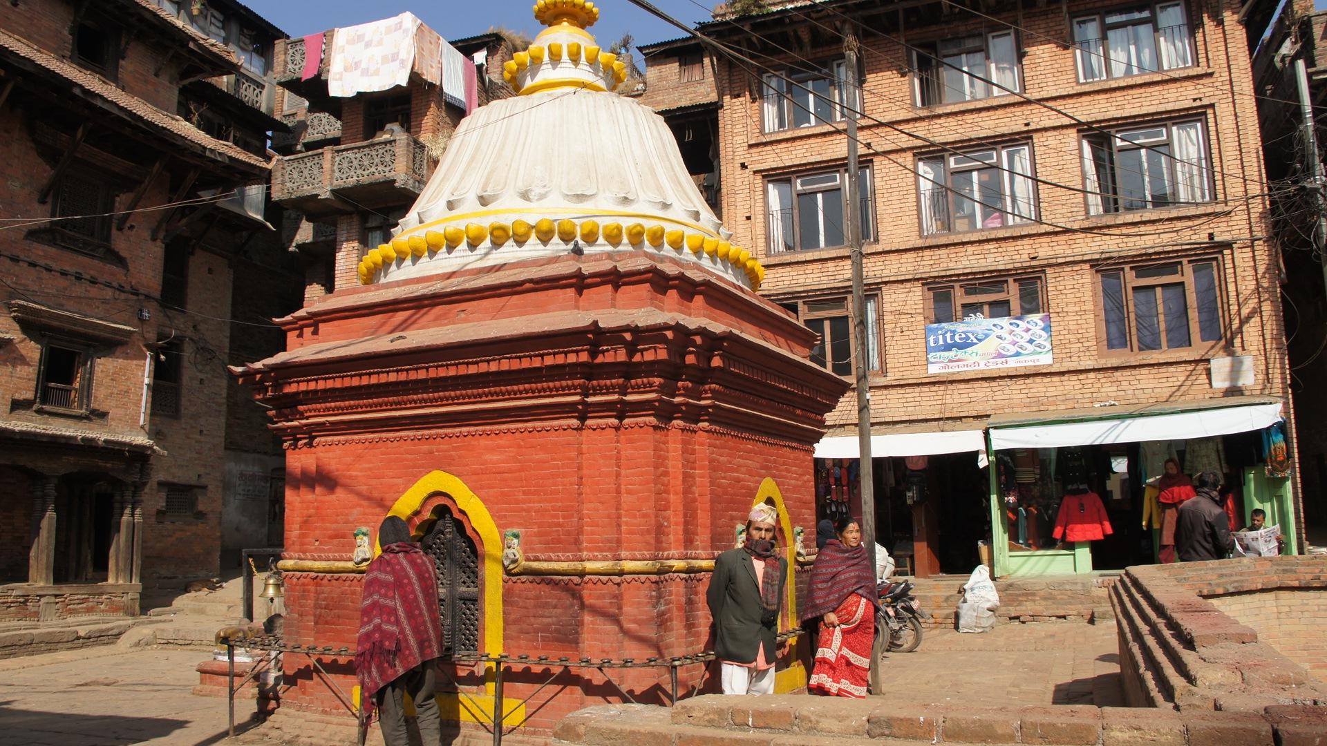Centre Bhaktapur Népal