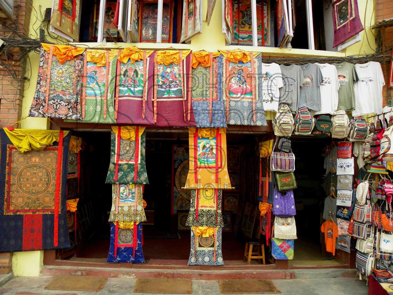 Magasin de tangkas Bhaktapur Nepal