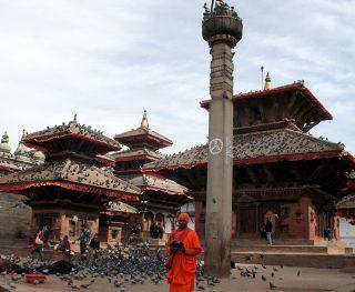 Carnet de voyage au Nepal