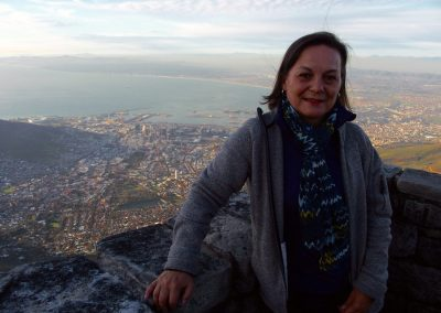 Photo sur Table mountain Le Cap Afrique du sud