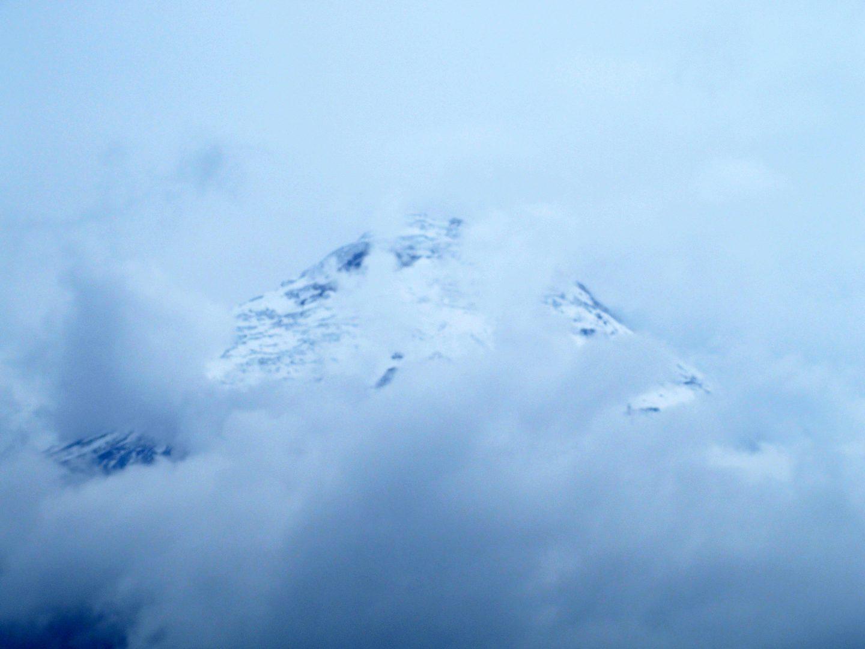 Sommet du volcan Cotopaxi Equateur
