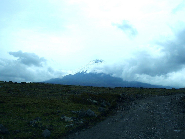Volcan du Cotopaxi Equateur