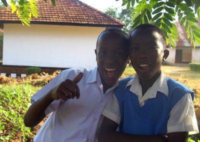 Copains école Tanzanie