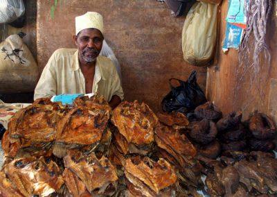 Marchand poisson Tanzanie