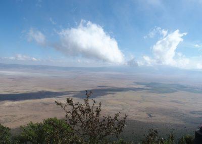 Parc Ngorongoro Tanzanie