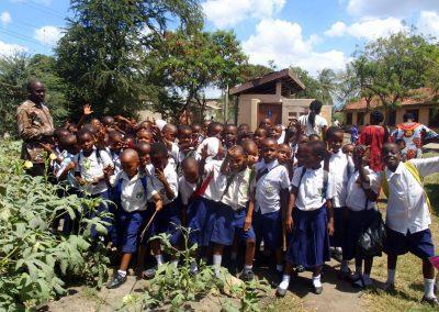 Photo de classe Tanzanie