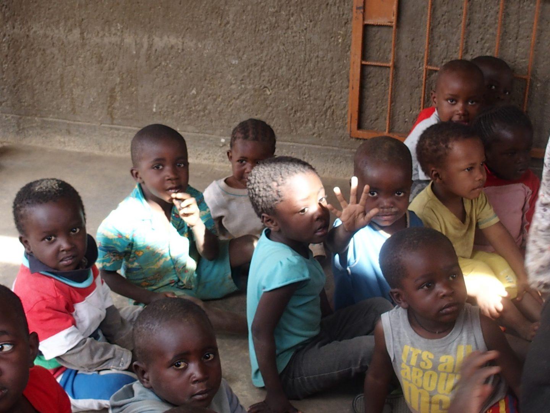 Regards d'enfants association HISA Katutura Namibie