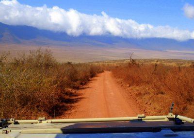 Sur la piste Tanzanie