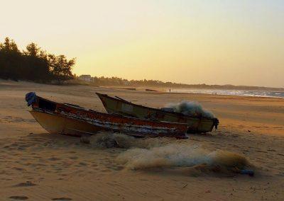 Barques Tofo - Mozambique