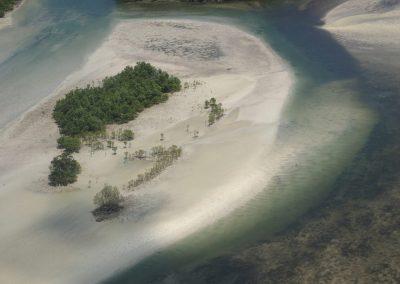 Beauté arrivée Ibo - Mozambique