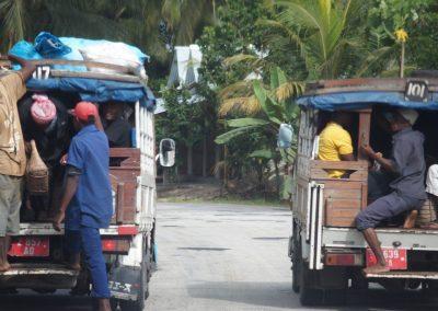 Dala-dala Zanzibar