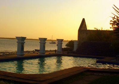 Hôtel Ibo - Mozambique