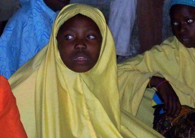 Jeune fille bantou - Mozambique