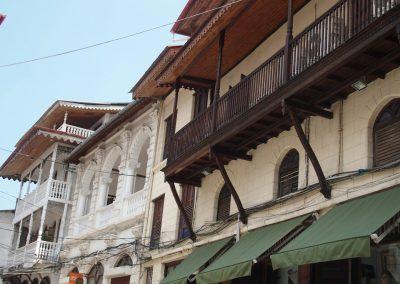Maisons coloniales Zanzibar