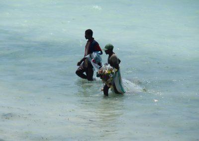Pêcheurs - Zanzibar