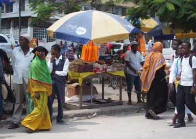 Scène de rue - Zanzibar