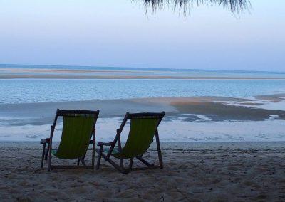 Vue sur mer - Mozambique