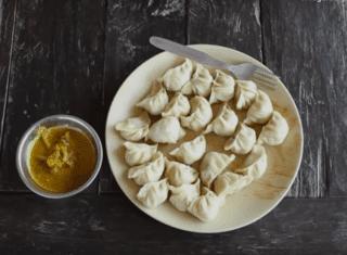 Momos au poulet – Népal