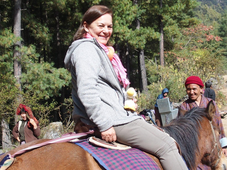 A cheval 11 jours au Bhoutan