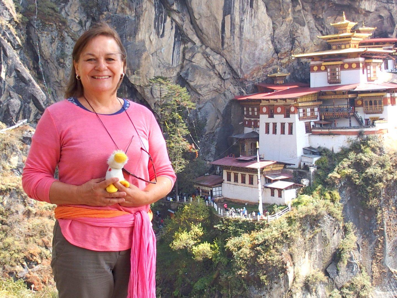 Avec Couinn-Couinn au Tiger Nest 11 jours au Bhoutan