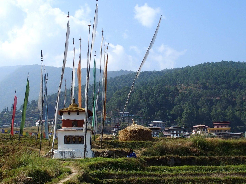 Campagne Punakha 11 jours au Bhoutan