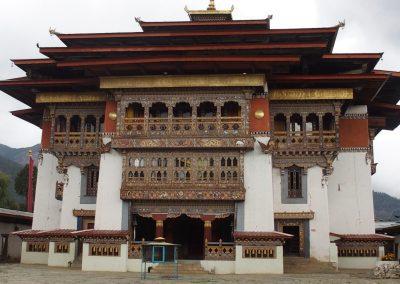 Dzong Bhoutan