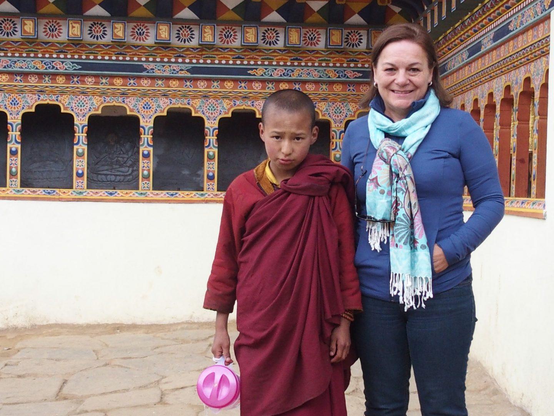Moine intimidé 11 jours au Bhoutan