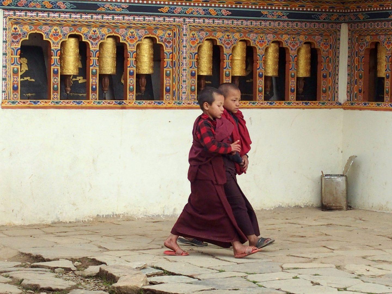 Moinillons et moulins à prière 11 jours au Bhoutan
