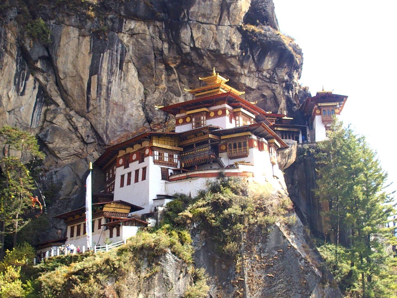 Monastère Tiger Nest 11 jours au Bhoutan