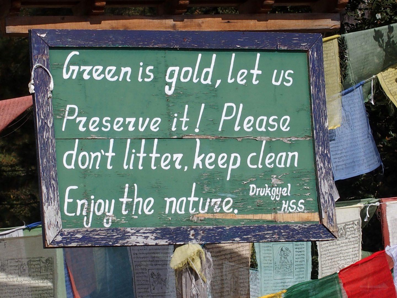 Préservez l'environnement Tiger Nest 11 jours au Bhoutan