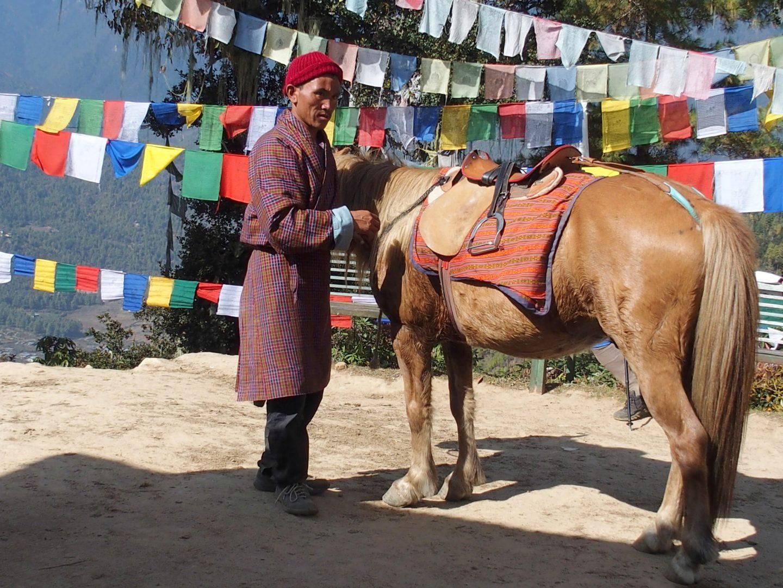 Randonnée à cheval Tiger Nest 11 jours au Bhoutan