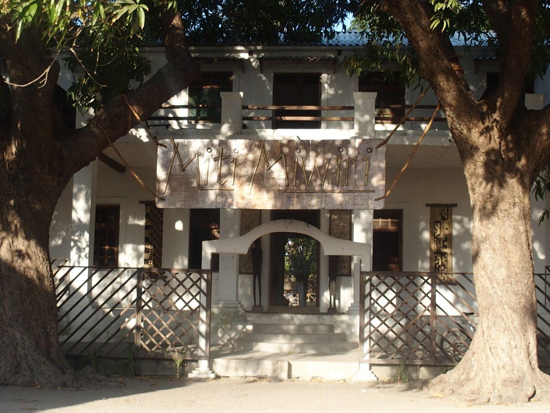 Hotel Miti Miwiri île d'Ibo Mozambique