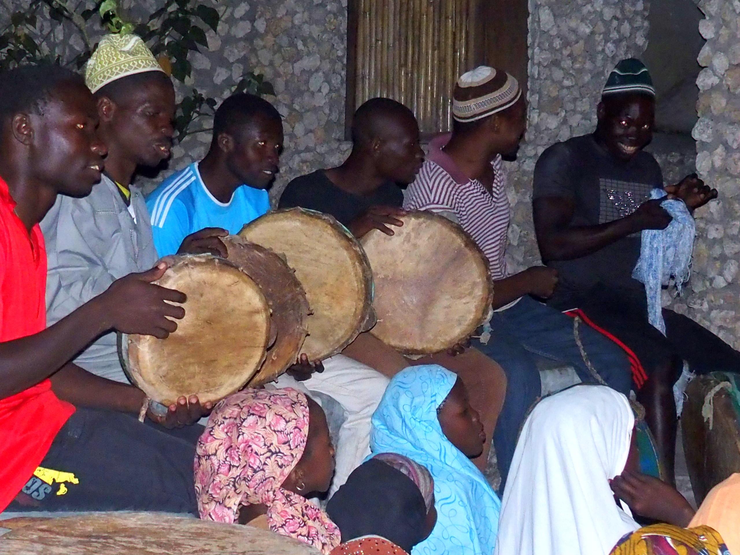 Musique traditionnelle ile Ibo Mozambique