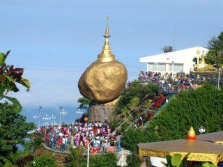 Spiritualité de Bago au Rocher d'Or