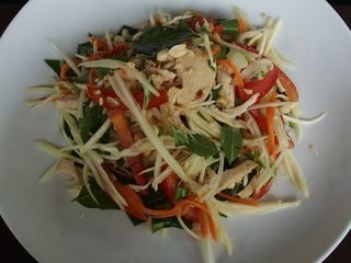 Mango Salad (Cambodge)