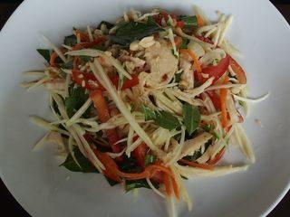 Mango Salad – Cambodge