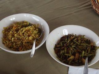 La cuisine indienne du sud au nord