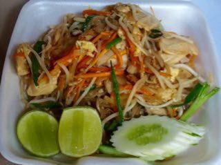 Pad Thaï Thaïlande