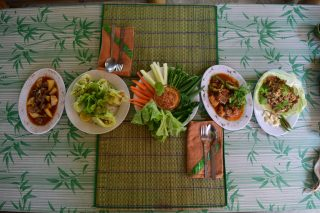 Plats typiques Birmanie