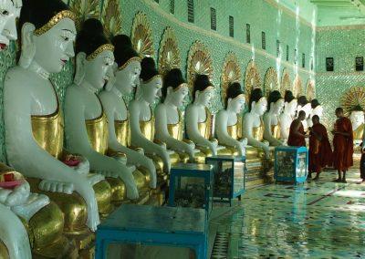 Bouddhas Birmanie