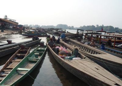 Embarcadère Don Khone Laos