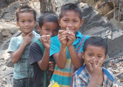 Enfants Don Khone Laos