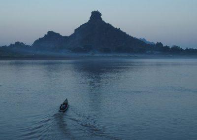 Lac Hpa An Birmanie