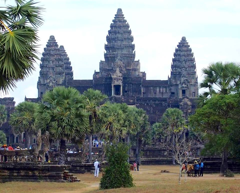 Parc Temple Angkor Vat Cambodge