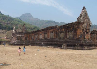 Site khmer Vat Phou Pakse Laos