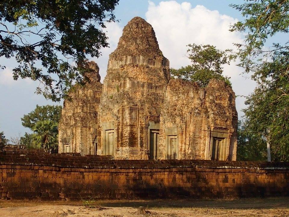 Temple-Angkor-Cambodge