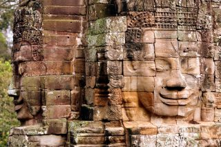 Charme des temples d'Angkor au Cambodge