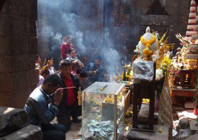 Temple Vat Phou Laos