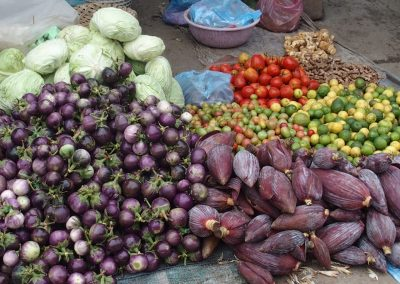 Fruits et légumes Cambodge